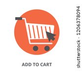 icon design of add to cart...