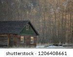 fun outdoor adventures | Shutterstock . vector #1206408661