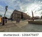 buenos aires  argentina  ... | Shutterstock . vector #1206475657