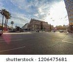 buenos aires  argentina  ... | Shutterstock . vector #1206475681