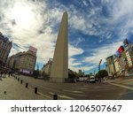 buenosaires  argentina  ... | Shutterstock . vector #1206507667