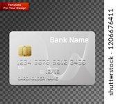 illustration credit card icon... | Shutterstock .eps vector #1206676411
