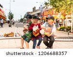 clacton on sea  essex   1st... | Shutterstock . vector #1206688357