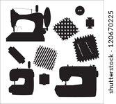 Sewing Machines Kit Black...