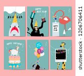 Collection Of Greeting Cards...