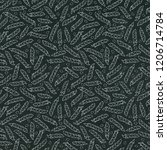 black board. seamless endless... | Shutterstock .eps vector #1206714784