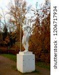 st. petersburg  russia  10.17... | Shutterstock . vector #1206717934