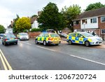 clacton on sea  essex   1st... | Shutterstock . vector #1206720724