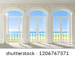 3d Illustration. Interior Of A...