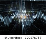 science series. arrangement of... | Shutterstock . vector #120676759