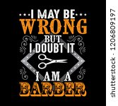i may be wrong but i doubt it | Shutterstock .eps vector #1206809197