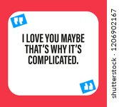 true love quotes to get you... | Shutterstock .eps vector #1206902167