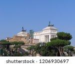 rome  italy   circa october...   Shutterstock . vector #1206930697