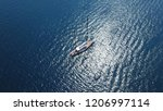 aerial drone birds eye view of...   Shutterstock . vector #1206997114