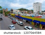 nogales in sonora  border town  ... | Shutterstock . vector #1207064584