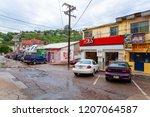 nogales in sonora  mexico  08... | Shutterstock . vector #1207064587