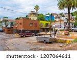 nogales in sonora  mexico  08... | Shutterstock . vector #1207064611