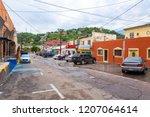 nogales in sonora  mexico  08... | Shutterstock . vector #1207064614