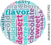 sweet info text graphics and... | Shutterstock . vector #120711901