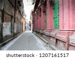 Alley in North Calcutta or Kolkata are very interesting subject for the street photographers.