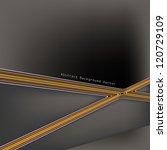 rainbow lines background.... | Shutterstock .eps vector #120729109