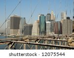 Manhattan As Seen From The...
