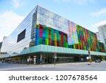 montreal  canada  17 oct 2018 ...   Shutterstock . vector #1207678564