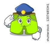 police character style short...   Shutterstock .eps vector #1207685341