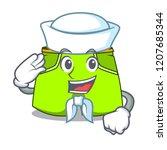 sailor character style short...   Shutterstock .eps vector #1207685344