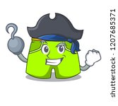 pirate character style short...   Shutterstock .eps vector #1207685371