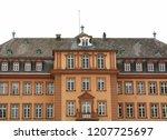bad berleburg. may 17 2015....   Shutterstock . vector #1207725697