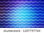 light pink  blue vector...   Shutterstock .eps vector #1207757764