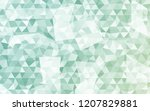 polygonal background. triangles ...   Shutterstock .eps vector #1207829881