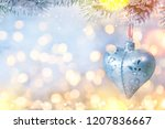 christmas and new year holidays ... | Shutterstock . vector #1207836667