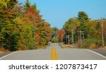 cool concrete rural path going... | Shutterstock . vector #1207873417