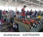 kota kinabalu sabah malaysia... | Shutterstock . vector #1207932454