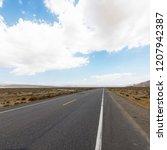 wild field highway    Shutterstock . vector #1207942387