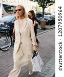 milan  italy   september 22 ...   Shutterstock . vector #1207950964