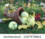 Fall Apple Cornucopia On The...
