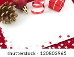christmas card | Shutterstock . vector #120803965