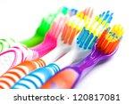 Set Of Multicolored...