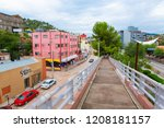 downtown nogales  sonora state  ... | Shutterstock . vector #1208181157
