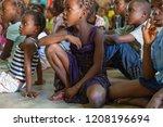xai xai  mozambique  april ... | Shutterstock . vector #1208196694