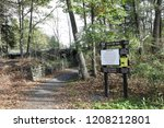 trumansburg  new york  usa  10... | Shutterstock . vector #1208212801