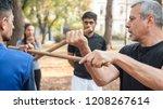 belgrade  serbia   09. october... | Shutterstock . vector #1208267614