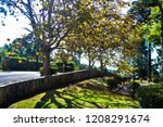 lush landscape of the south of... | Shutterstock . vector #1208291674