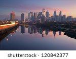 City Of Philadelphia. Image Of...