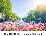 amsterdam  netherlands   july... | Shutterstock . vector #1208466721