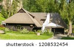 bran  transylvania region  ... | Shutterstock . vector #1208532454