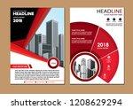 cover design modern   Shutterstock .eps vector #1208629294